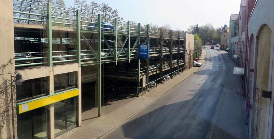 Parkhaus Valentin-Passage